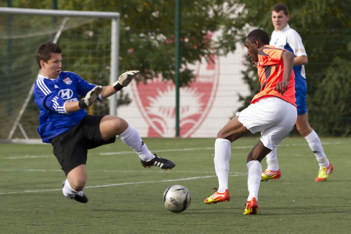 ASNL-Sarrebourg en U17 Ligue - Photo n°4