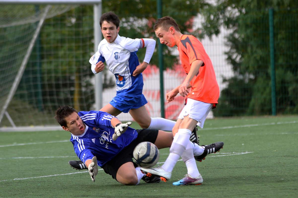 ASNL-Sarrebourg en U17 Ligue - Photo n°5