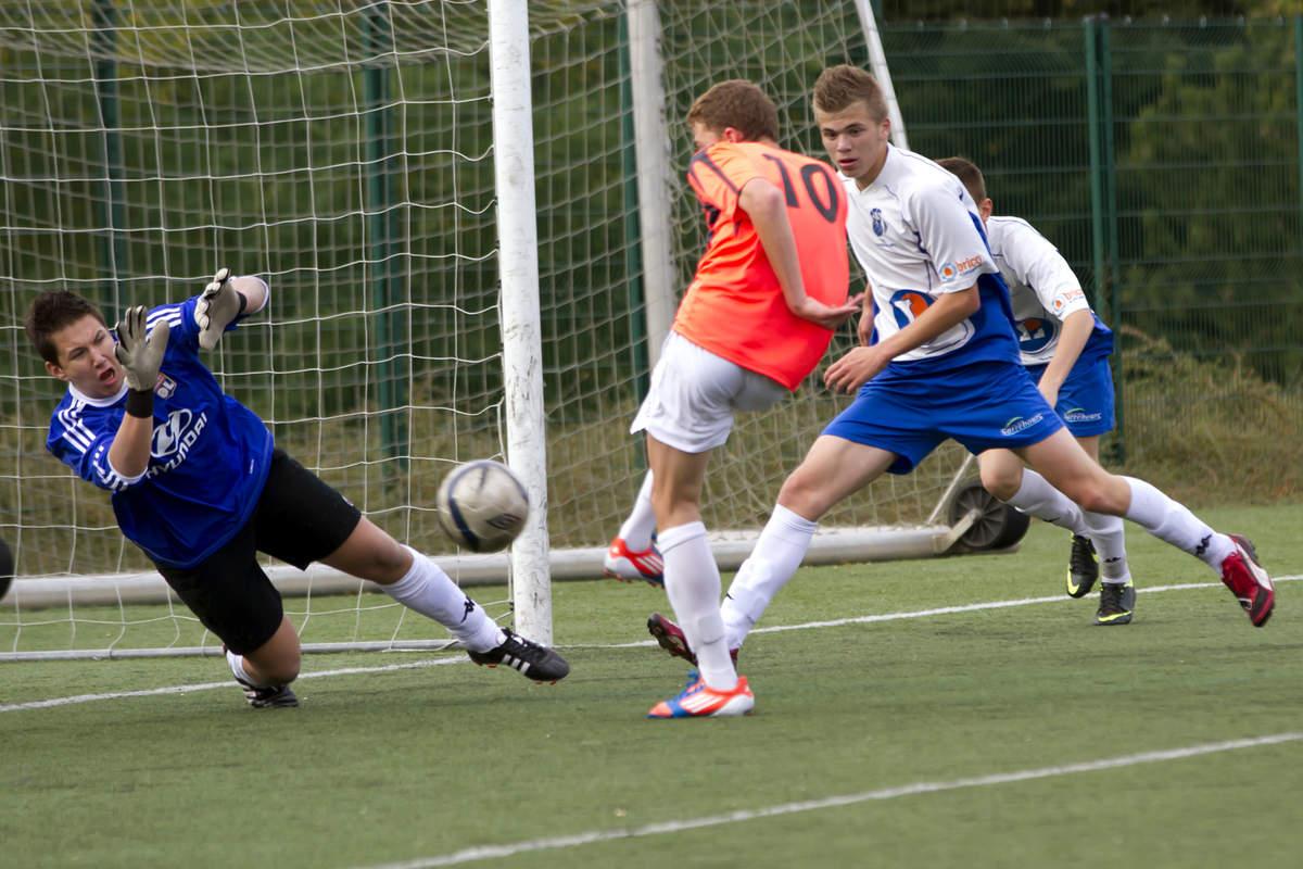 ASNL-Sarrebourg en U17 Ligue - Photo n°8