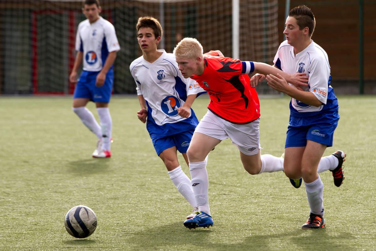ASNL-Sarrebourg en U17 Ligue - Photo n°11