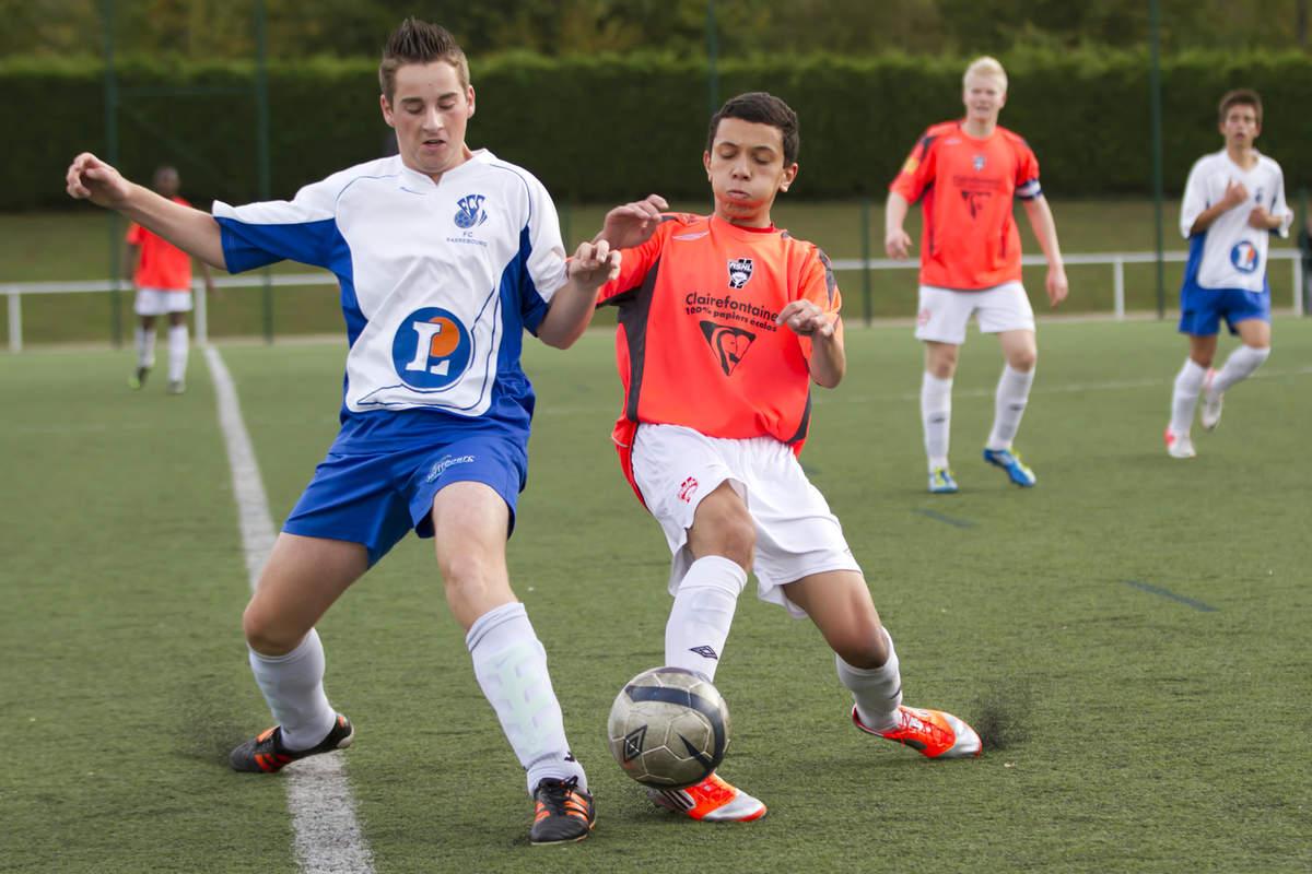 ASNL-Sarrebourg en U17 Ligue - Photo n°14