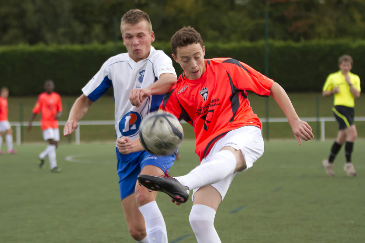 ASNL-Sarrebourg en U17 Ligue - Photo n°15