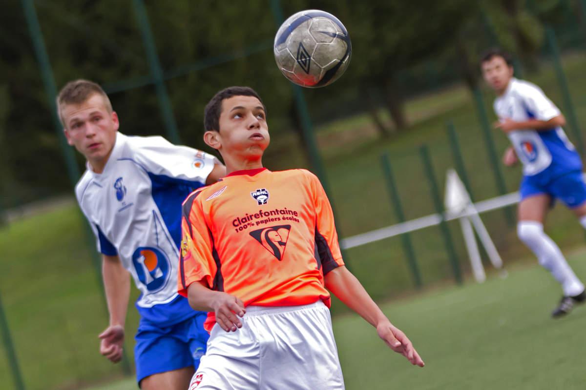 ASNL-Sarrebourg en U17 Ligue - Photo n°18