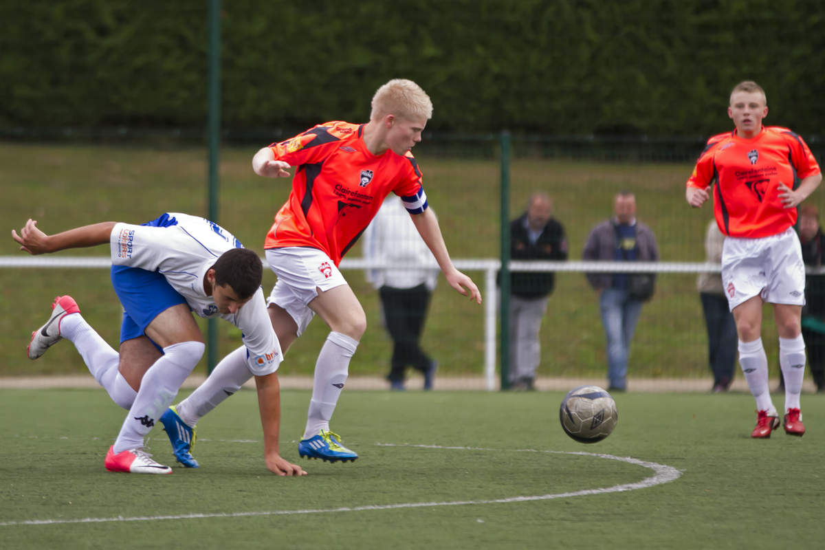 ASNL-Sarrebourg en U17 Ligue - Photo n°19