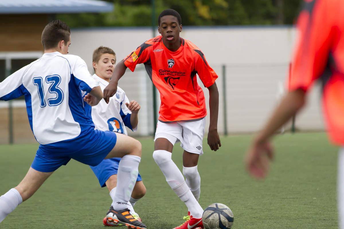 ASNL-Sarrebourg en U17 Ligue - Photo n°20
