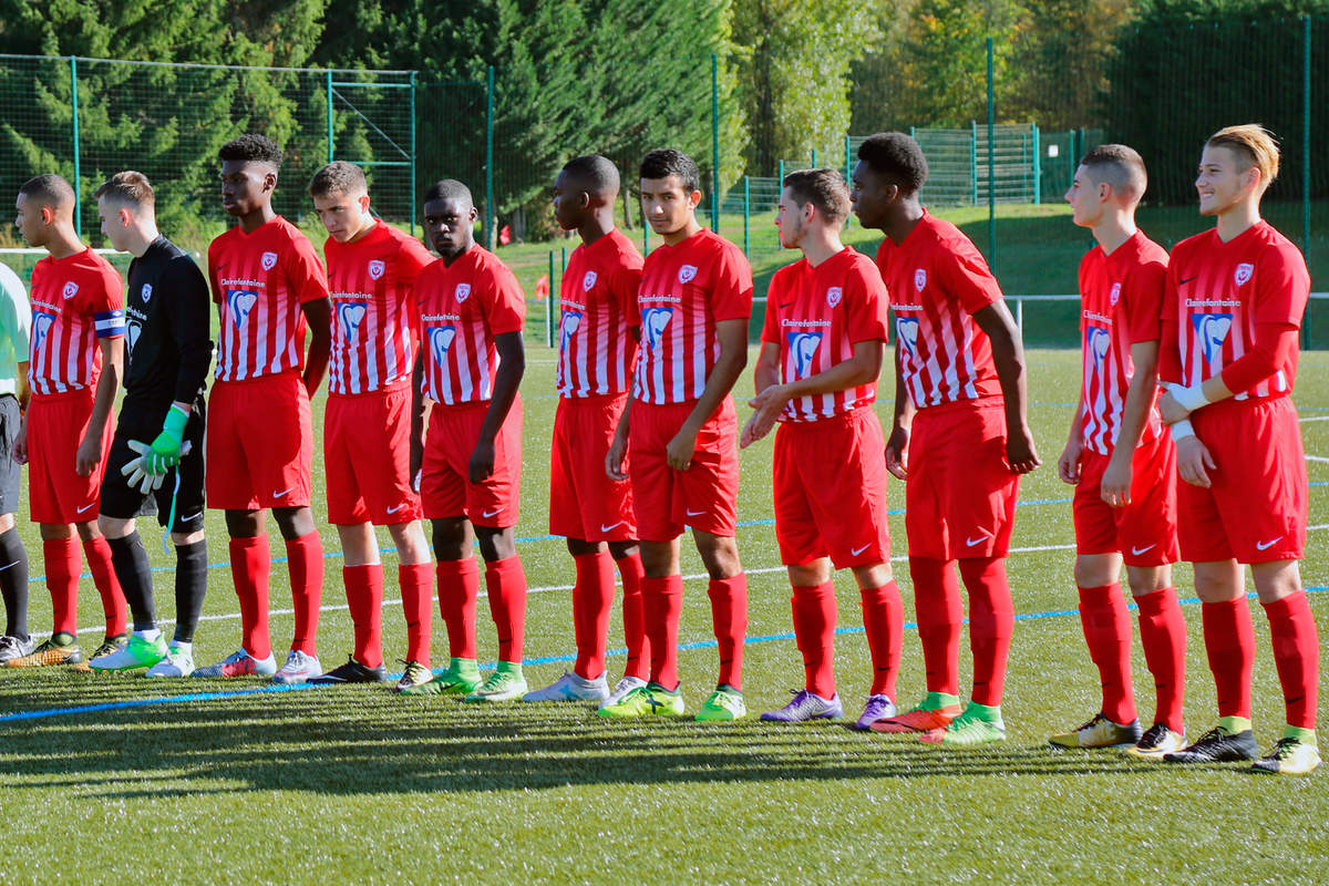 Nancy-Belfort en U19 - Photo n°6