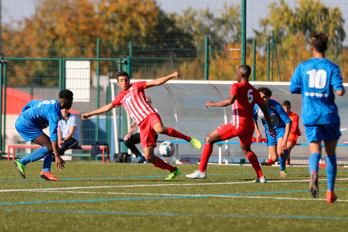 Nancy-Belfort en U19 - Photo n°9