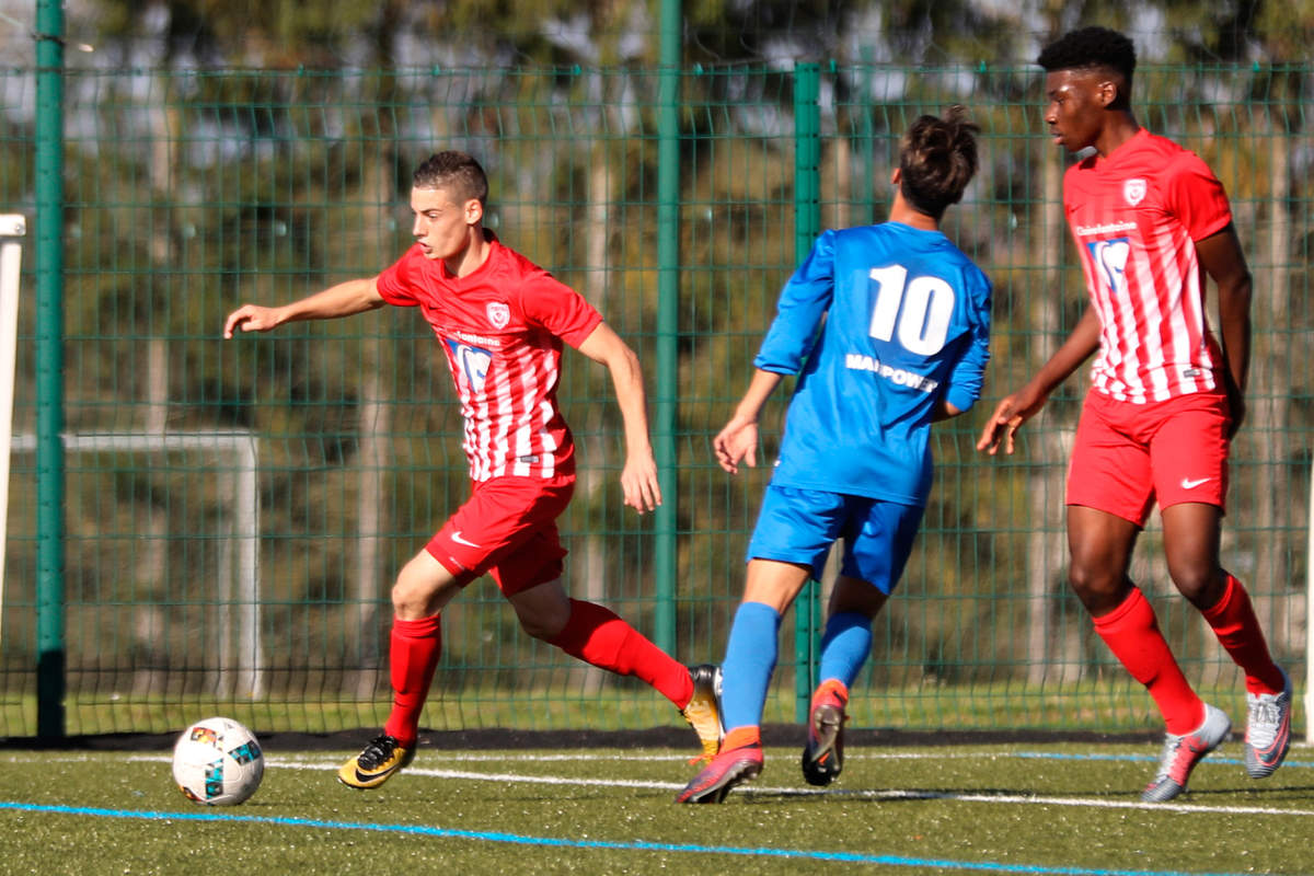 Nancy/Belfort en U19 - Photo n°10