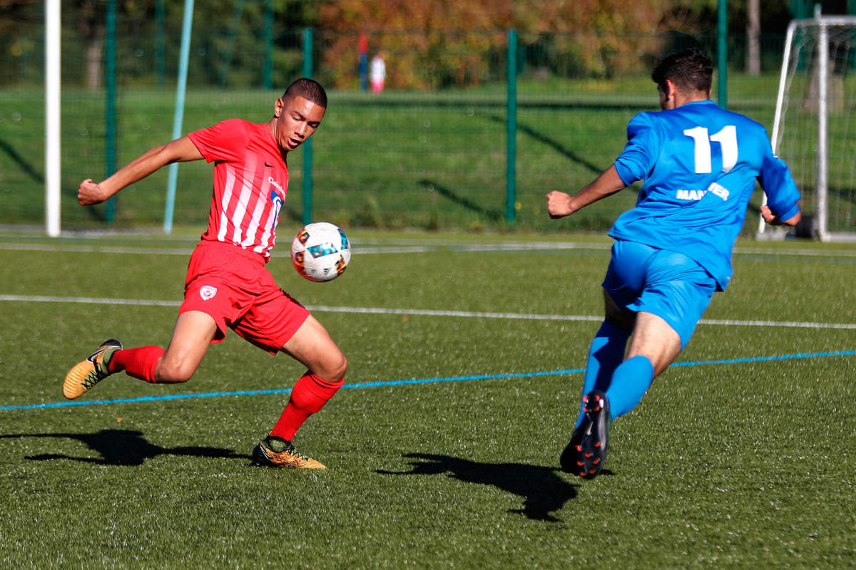 Nancy-Belfort en U19 - Photo n°15