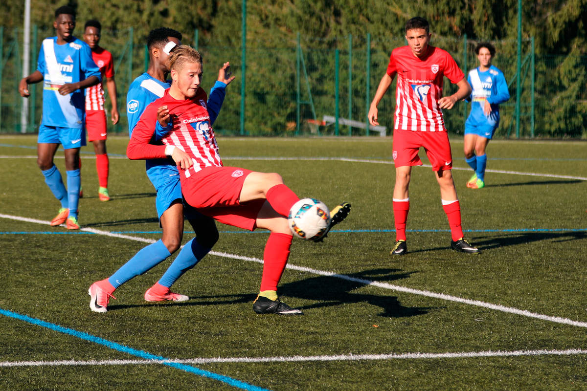 Nancy-Belfort en U19 - Photo n°20