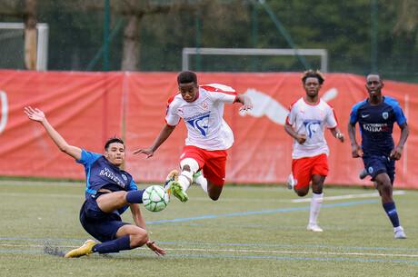 Nancy-Paris FC en U19