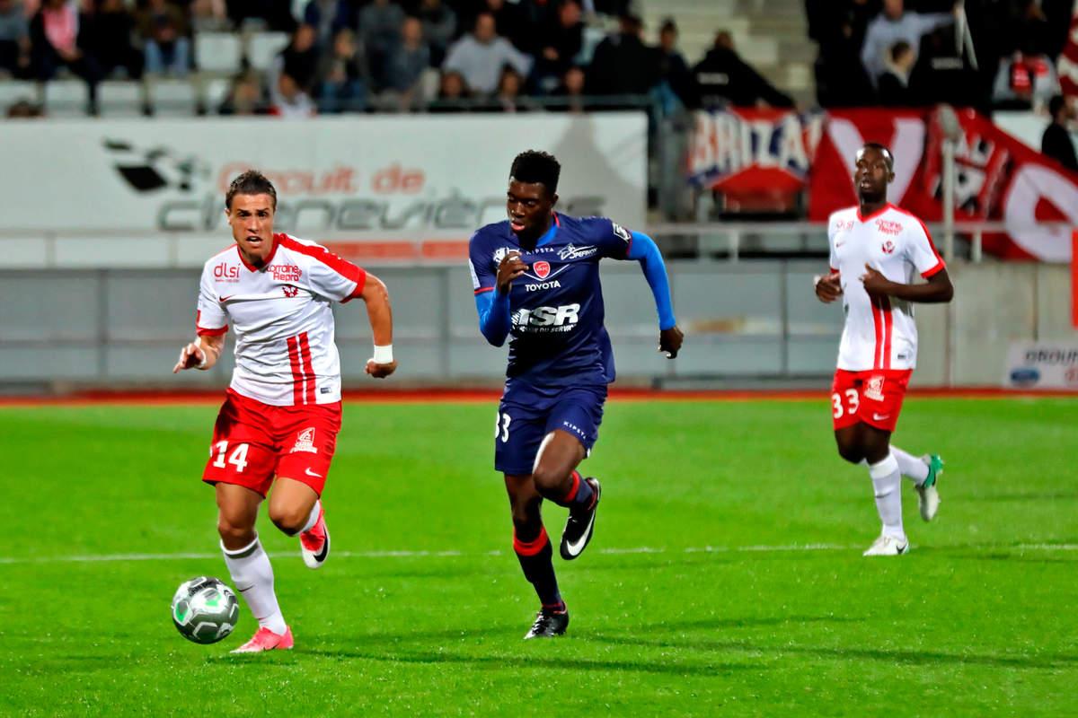 Nancy-Valenciennes - Photo n°3