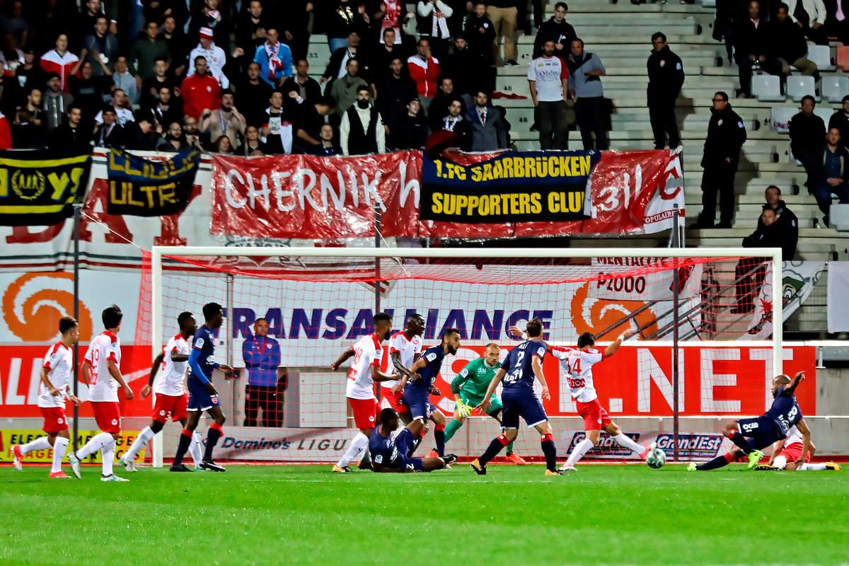 Nancy-Valenciennes - Photo n°12
