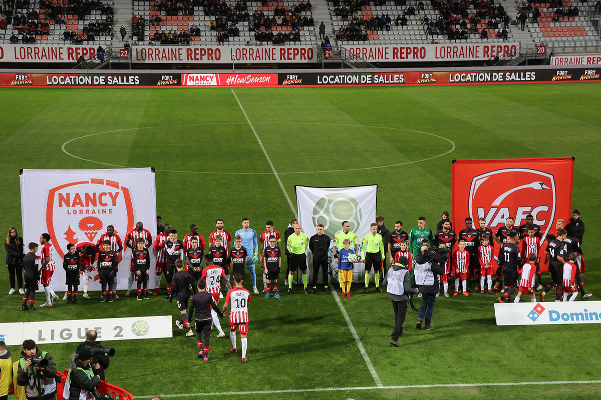 Nancy-Valenciennes - Photo n°0