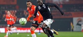 Le résumé de Lorient-Nancy