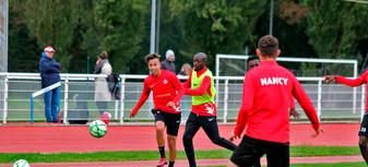 L'avant-match de Grenoble-Nancy