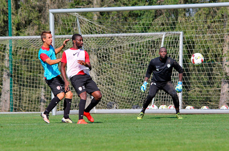 L'avant-match d'ASNL-FCN