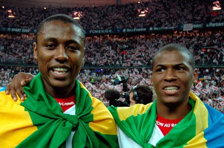 La coupe de la Ligue 2006 par André Luiz