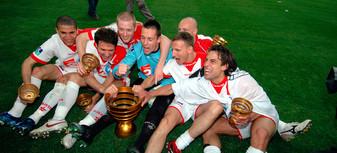 La coupe de la Ligue 2006 par Berenguer