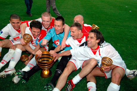 La coupe de la Ligue 2006 par Berenguer