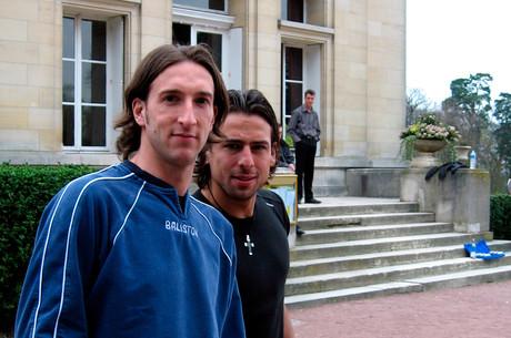 La coupe de la Ligue 2006 par Biancalani
