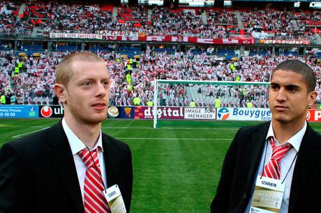 La coupe de la Ligue 2006 par Brison