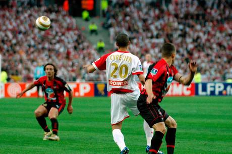 La coupe de la Ligue 2006 par Chrétien