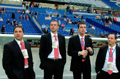 La coupe de la Ligue 2006 par Correa