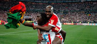 La coupe de la Ligue 2006 par Diakhaté