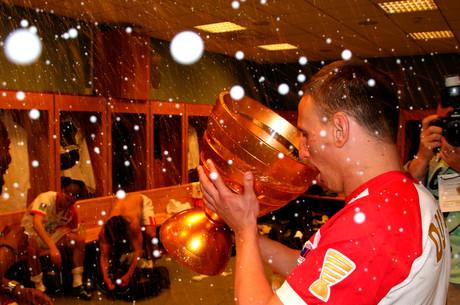 La coupe de la Ligue 2006 par Duchemin