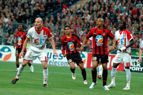 La coupe de la Ligue 2006 par Lecluse