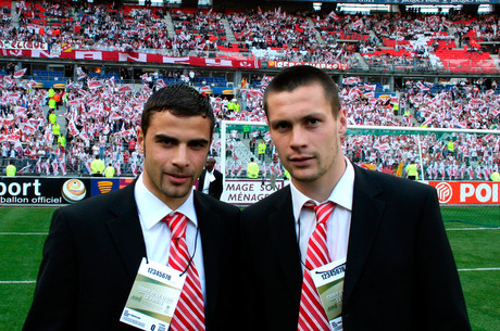 La coupe de la Ligue 2006 par Sorin