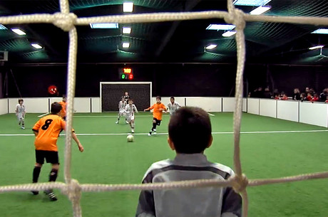 L'ASNL Foot tour version indoor