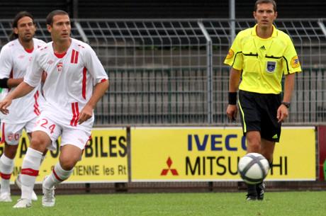 L'avant-match d'AFCA-ASNL
