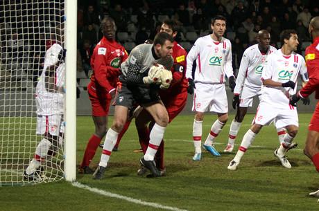 L'avant-match d'ASNL-LEMANS FC