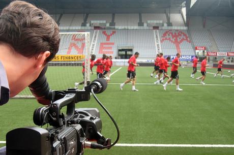 L'avant-match d'ASNL-SRFC (2010/2011)