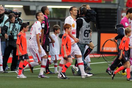 L'avant-match de TFC-ASNL