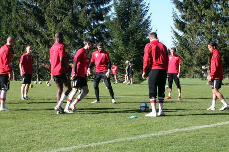 L'avant-match de VAFC-ASNL