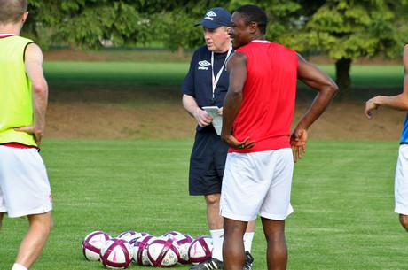 Les premiers pas du coach