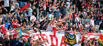 Le best-of 2015/2016 des supporters