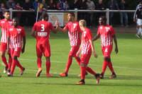 Le but d'Hadji contre Hombourg - Vidéo n°5