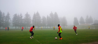 L'avant-match de Le Puy-Nancy