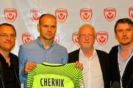 Les premiers mots de Chernik