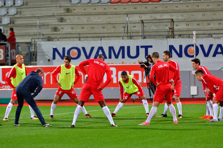 L'avant-match de SCO-ASNL (CDL)