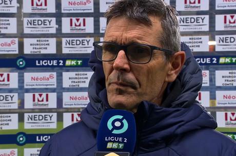 JL. Garcia après Sochaux-Nancy