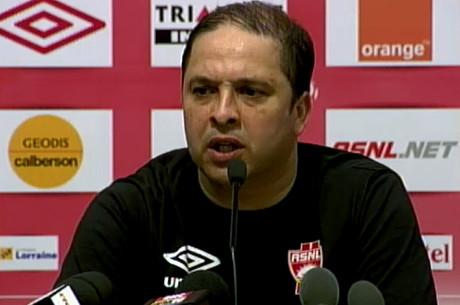 P. Correa après ASNL-OL