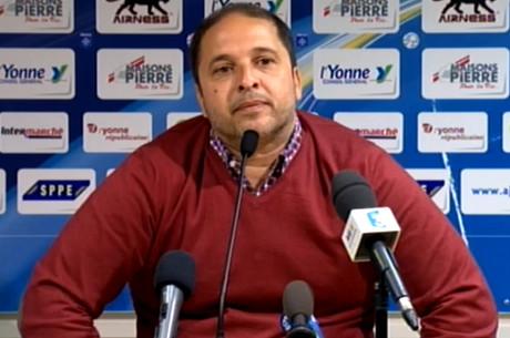 P. Correa après AJA-ASNL