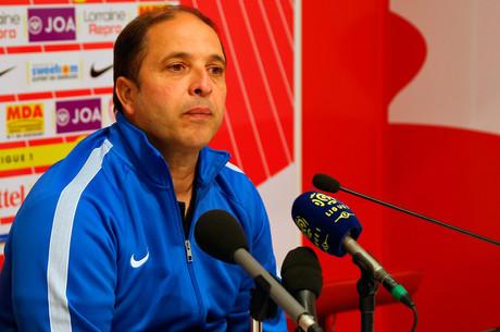 P. Correa après ASNL-PSG