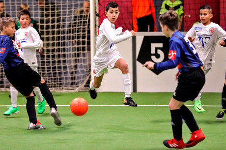 Un ASNL Foot Indoor plein de vie