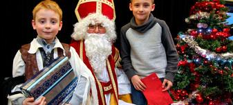 Les cadeaux de St-Nicolas